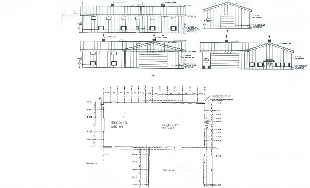 Building 22 Addition