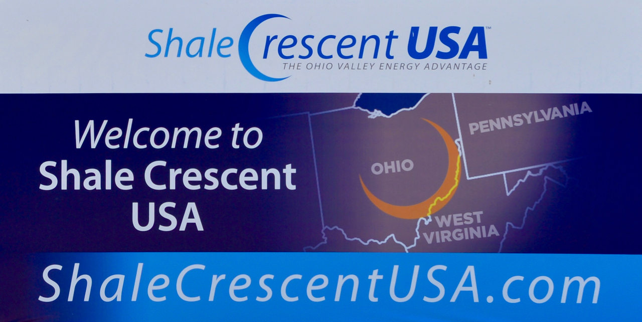 Shale Crescent Sign Only